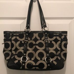 COACH purse; gently used
